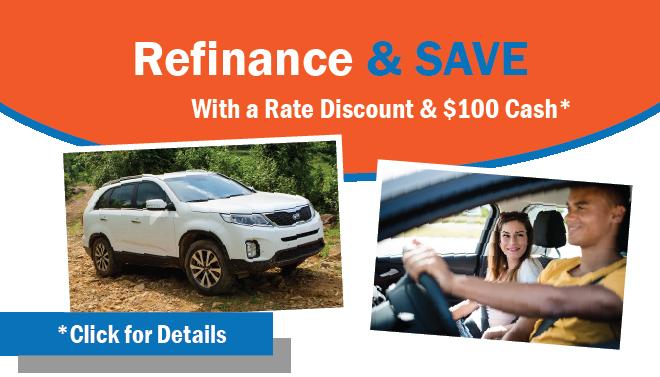 Refinance and SAVE!