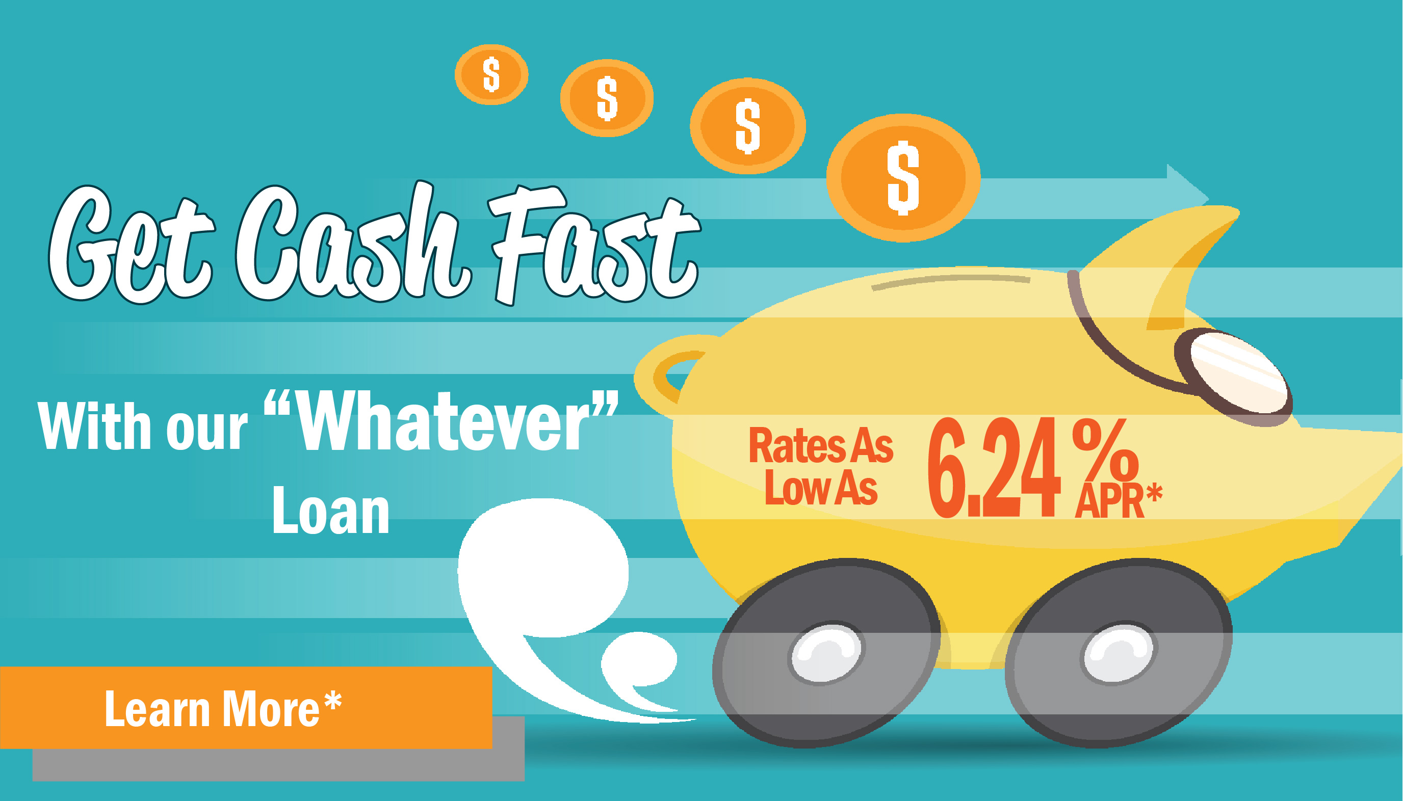 Get Cash Fast with our