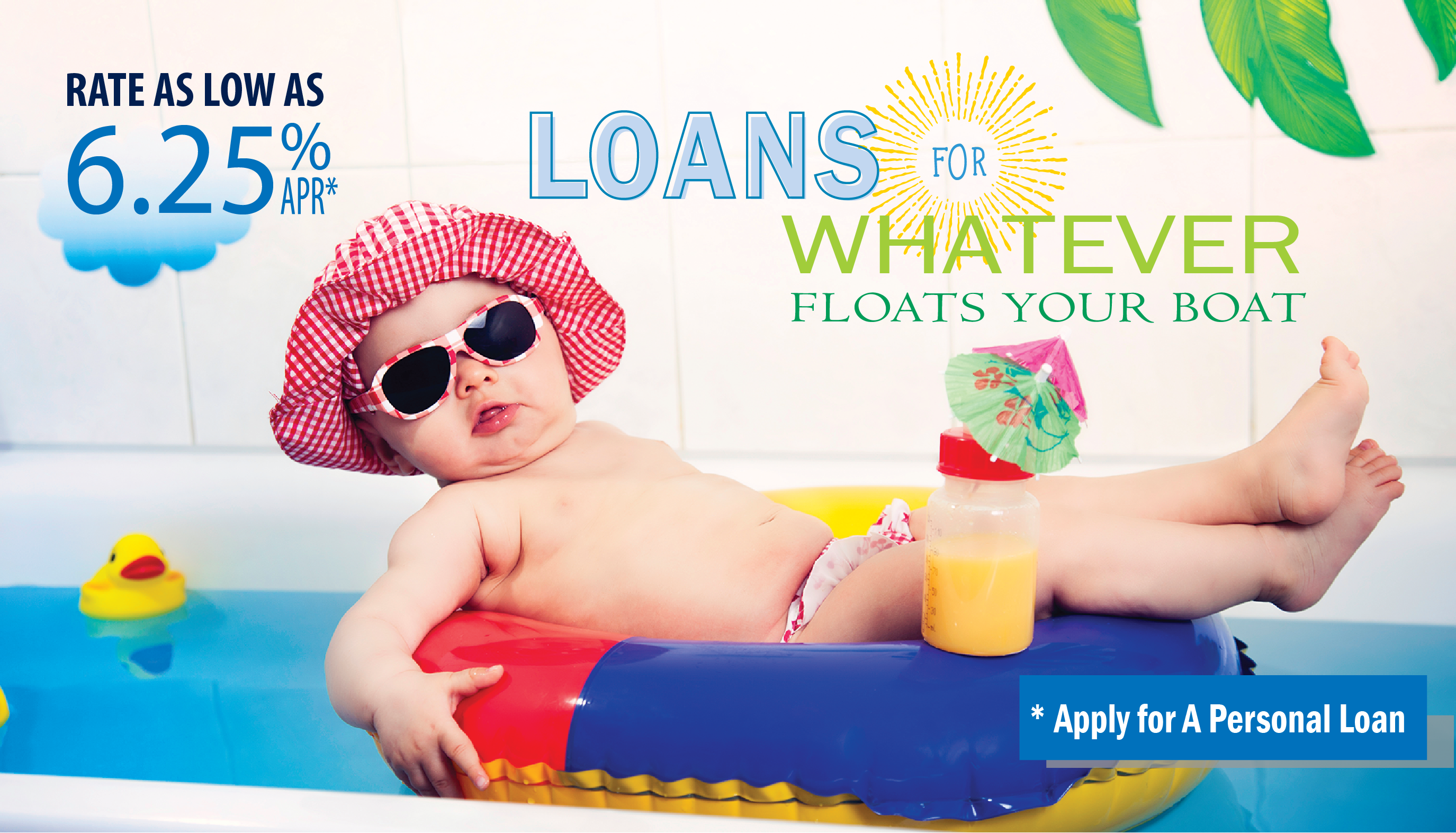 Loans for Whatever Floats your Boat!