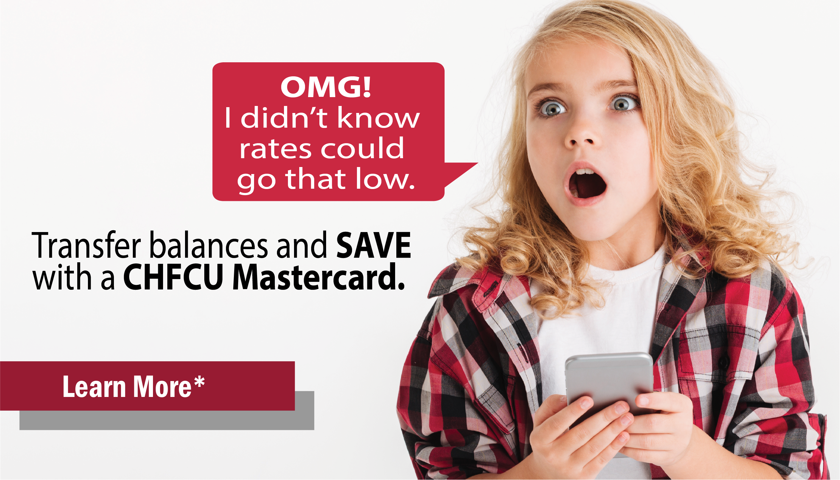 Transfer Your Credit Card Balances Today!