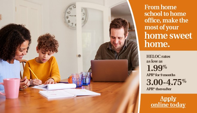 From Home School to Home Office, Make the Most of Your Home Sweet Home