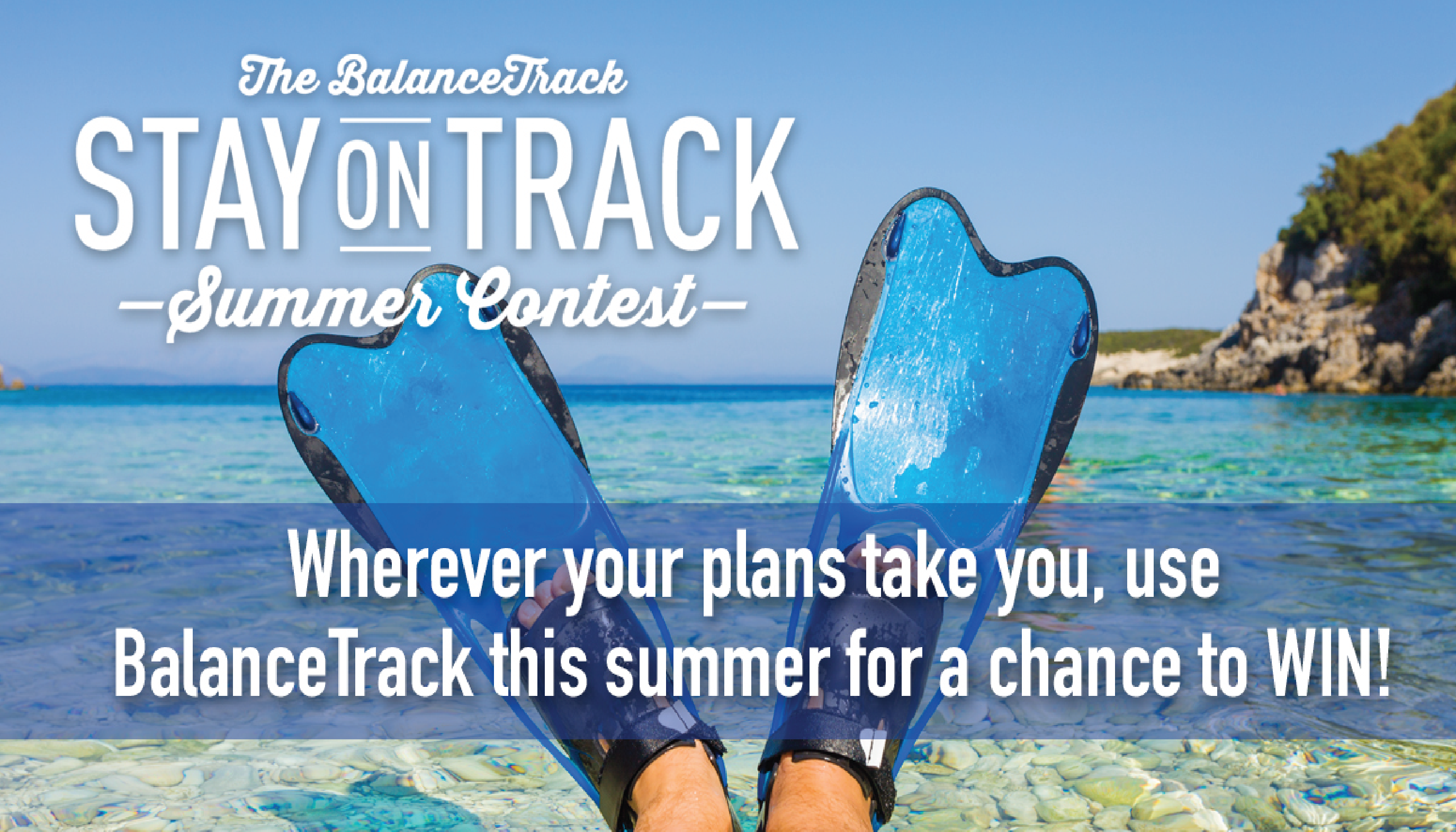The Third Annual BalanceTrack Stay On Track Contest!