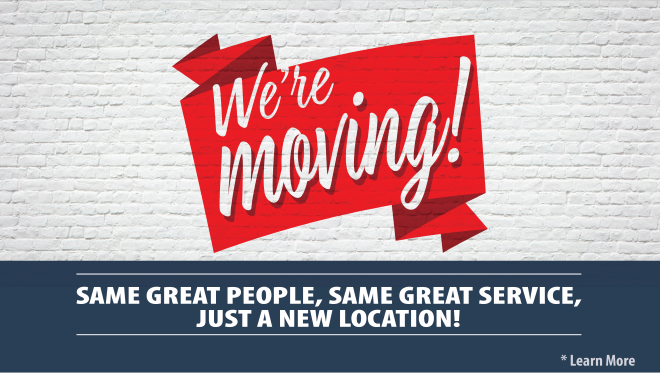 Our Duquesne Branch is Moving!